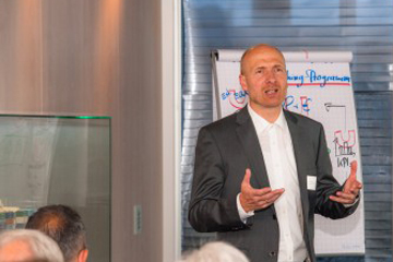 Einführung des Coachingprogramms bei Airbus