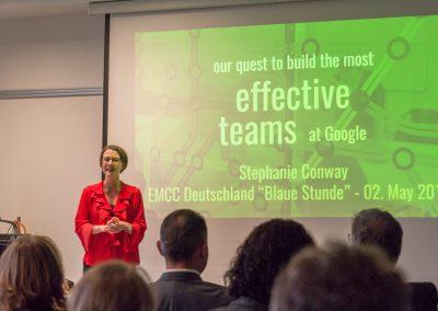 Was macht ein erfolgreiches Team für Google aus?